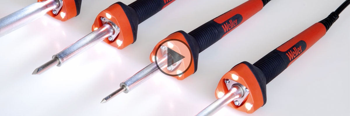 Discover the wide range of Weller SPN soldering irons
