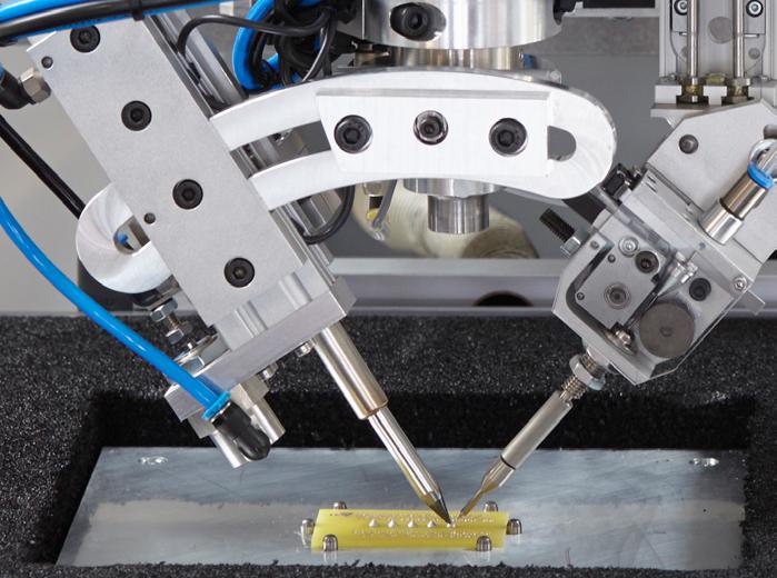 Weller WTBR 1000 - Benchtop Robot Seminar