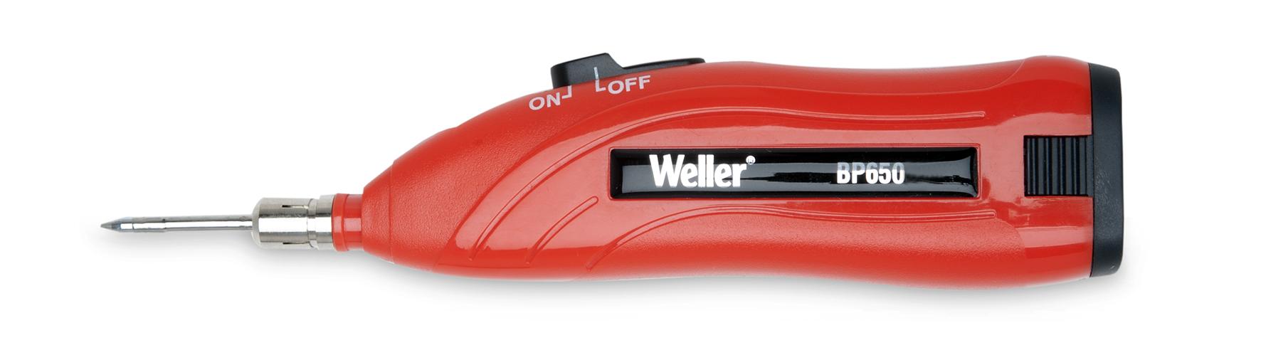 Weller Consumer Batterie-Lötkolben BP650CEU